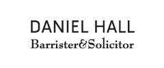 Daniel Hall - Barrister & Solicitor